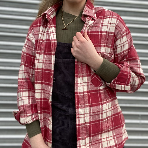 Vintage Chequered Shirt