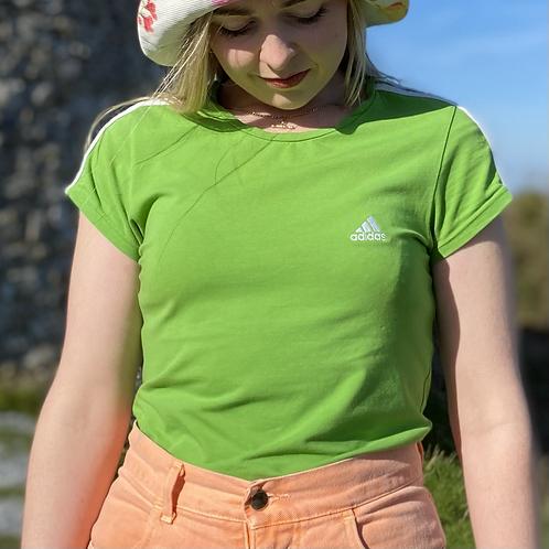 Vintage Adidas Green T-Shirt
