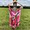 Thumbnail: Pink Retro Vintage Swimsuit