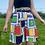 Thumbnail: Funky Coloured Culotte Shorts