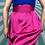 Thumbnail: Pink Silk Tulip Skirt