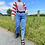 Thumbnail: Red Summer Knit Jumper