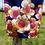Thumbnail: Navy Floral Vintage Swimsuit