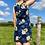 Thumbnail: Navy Hawaiian Summer Dress