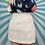 Thumbnail: Vintage Cream Mini Skirt