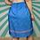 Thumbnail: Vintage Blue Floral Skirt