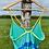 Thumbnail: Mint Retro Swimsuit