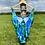 Thumbnail: Blue Retro Swimsuit