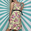 Thumbnail: Yellow Floral Summer Dress