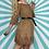 Thumbnail: Vintage Suede Mini Dress