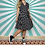 Thumbnail: Black Polka Dot Dress