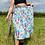 Thumbnail: Blue Retro Pleated Skirt