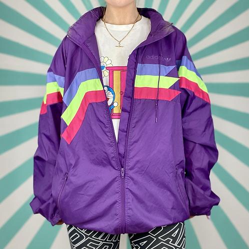 Vintage Adidas Rain Jacket