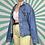 Thumbnail: Italian Vintage Denim Jacket