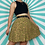 Thumbnail: Floral Pleated Mini Skirt
