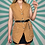 Thumbnail: Orange Vintage Waistcoat
