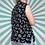 Thumbnail: Vintage Black Sleeveless Blouse