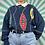 Thumbnail: Navy Coogi Style Jumper