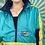 Thumbnail: Navy Retro Rain Jacket