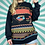 Thumbnail: Vintage Retro Black Knit