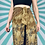 Thumbnail: Brown Maxi Wrap Skirt