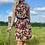 Thumbnail: Vintage Floral Mini Dress