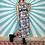 Thumbnail: Blue Hawaiian Maxi Dress