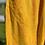 Thumbnail: Vintage Yellow Weed Pants