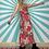 Thumbnail: 90s Pink Floral Dress