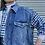 Thumbnail: Vintage Sleeveless Denim Jacket