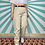 Thumbnail: Cream Jeans W32 L28