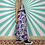 Thumbnail: Purple Floral Maxi Dress