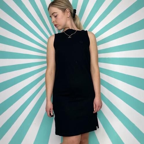 Sergio Tacchini Black Dress