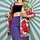 Thumbnail: Purple Polka Dot Skirt