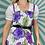Thumbnail: Purple Hawaiian Dress