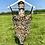 Thumbnail: Black Leopard Print Swimsuit