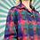 Thumbnail: Vintage Retro Pattern Blouse