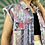 Thumbnail: Purple Sleeveless Denim Jacket