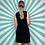 Thumbnail: Sergio Tacchini Black Dress