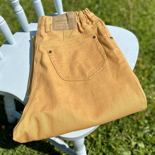 Mustard Jeans W28 L27