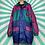 Thumbnail: Colour Block Rain Jacket