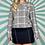 Thumbnail: Vintage Black Mini Skirt