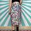 Thumbnail: Vintage Floral Midi Skirt