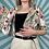Thumbnail: French Vintage Cropped Blazer