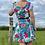 Thumbnail: Hawaiian Floral Sun Dress