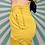 Thumbnail: Vintage Mustard Summer Pants