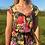 Thumbnail: Floral Vintage Maxi Dress