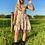 Thumbnail: White Floral Summer Dress