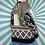 Thumbnail: Khaki Funky Knit Jumper