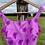 Thumbnail: Purple Floral Vintage Swimsuit